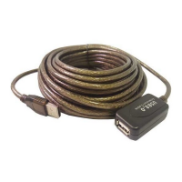 CABLE EXTENSION USB 2.0  10MT/UL-10AC ULINK